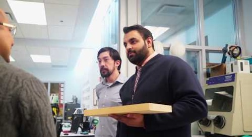 Going green: Architect grad turns over a new leaf as a project manager