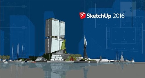 What's New in SketchUp 2016