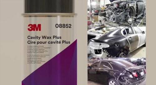 3M™ Cavity Wax Plus video