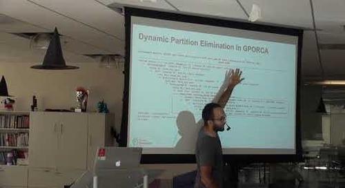 Greenplum database release 5 – Bharath Sitaraman