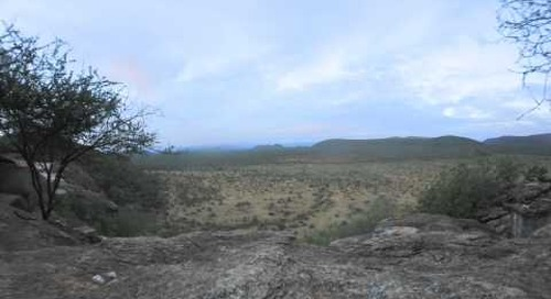 360 degree - Saruni Samburu at dawn