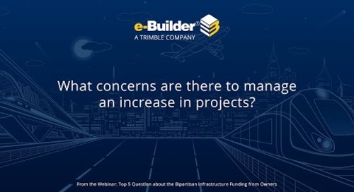 Q4: Top 5 Questions Answered About the Bipartisan Infrastructure Bill