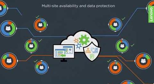 Lenovo ThinkAgile CP Series, powered by Cloudistics