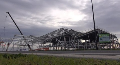 Craigieburn ANZAC Park: Construction Update June 2016