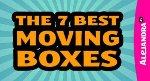 Cheap Moving Boxes for Packing
