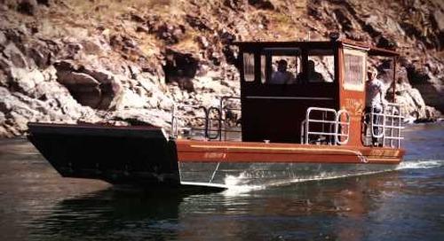 Snake River Boat Builders Promo