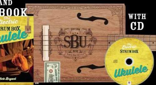 Introducing The Electric Strum Box Ukulele Complete Kit