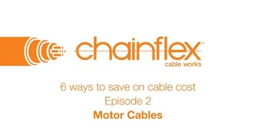 6 ways to save on cable cost - Episode 2 - Motor Cables