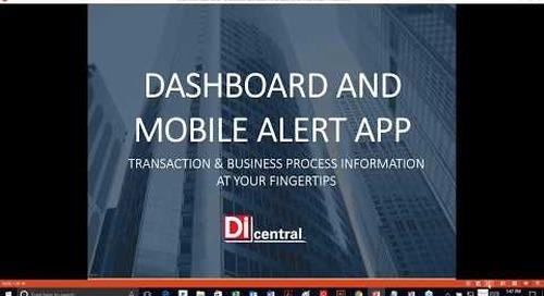 On Call Webinar: EDI Dashboard and Push Notification Demo