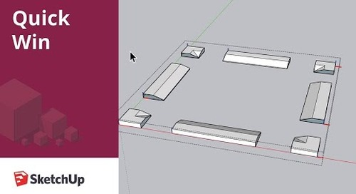 [Quick Win] Viewing Component Axis