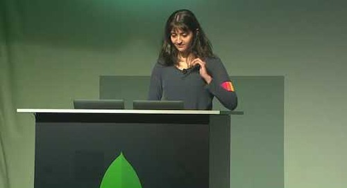 MongoDB 4.2 Brings Fully Distributed ACID Transactions (MongoDB World 2019 Keynote, part 2)
