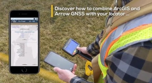 Using ArcGIS Field Maps with Eos Positioning Systems