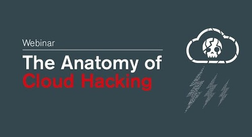 The Anatomy Of A Cloud Hack