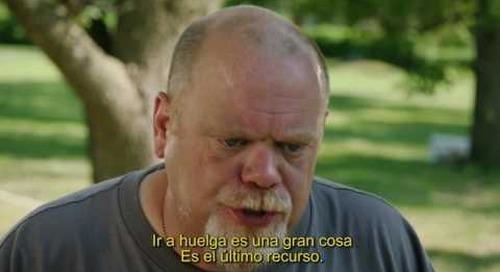 Organizing Film - Spanish