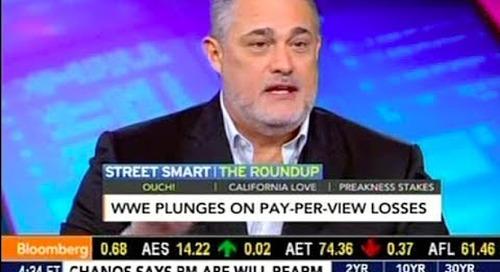 Bloomberg Street Smart: Deutsche Bank, Donald Sterling, WWE Network