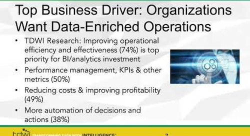 Maximizing the Power of Data with Embedded Analytics