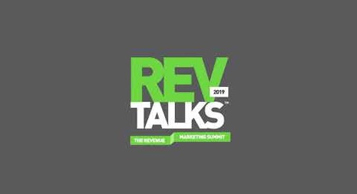 REVTalks 2019 Highlight Reel