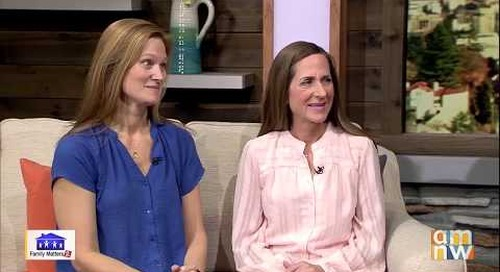 Providence KATU Family Matters 10/25/19 AMNW Breast Cancer Survivor's Healing Art