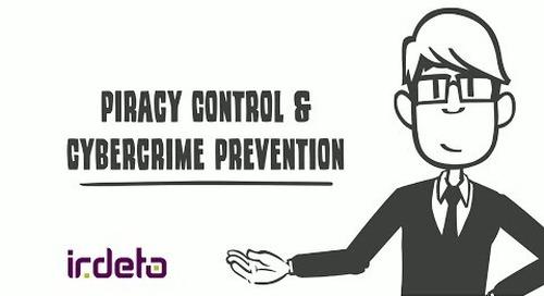 Irdeto Piracy Control and Cybercrime Prevention
