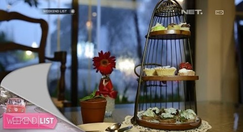 Weekend List - Oza Premium Tea, Bandung