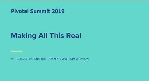 서울 - Making All This Real - Roz Gregory