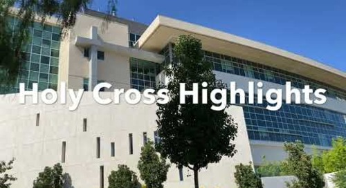 Holy Cross Highlights Episode 1