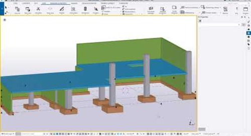 Tekla Structures: Simple Tips and Tricks for Concrete Related Tasks
