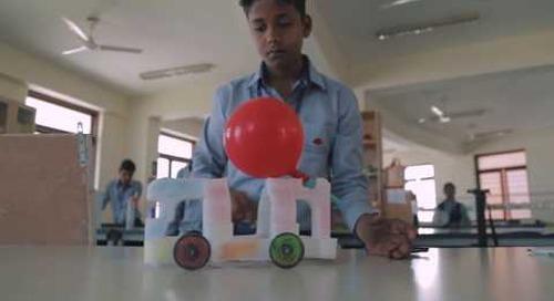 STEM Becomes Fun at VidyaGyan