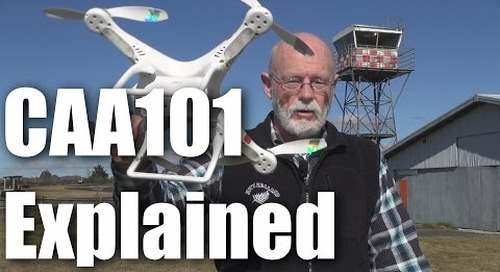 New Zealand's Drone and RC flying model regulations (made simple)