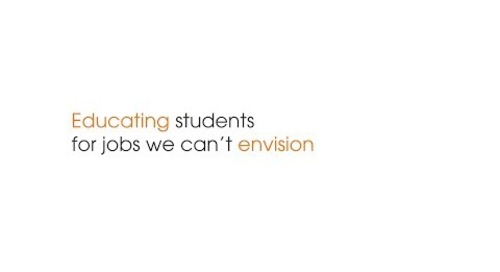 Educating students for jobs we can't envision