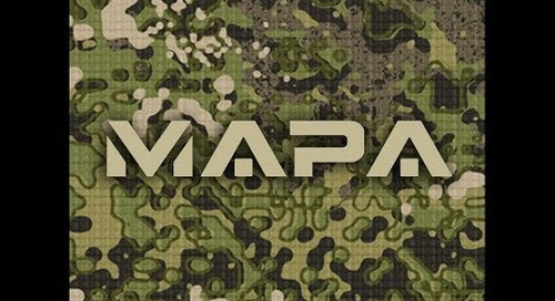 MAPA Camouflage Pattern Field Tests #2
