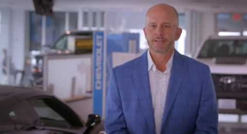 James Wood Chevrolet Success Story