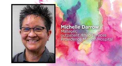 2021 Values in Action Award: Michelle Darrow