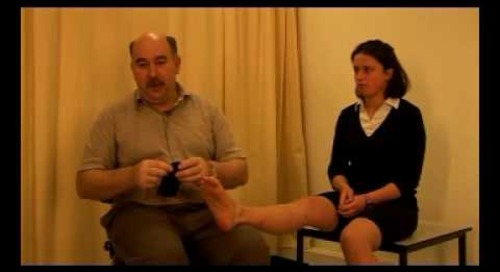 Biomechanical Orthotic Assessment by Craig Payne - Part 2
