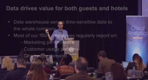 HotelTonight delivers advanced analytics with Snowflake's cloud-built data warehouse