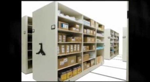 Sliding Shelving Racks Texas Oklahoma Arkansas Kansas Tennessee