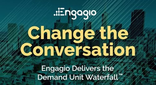 Engagio Delivers the Demand Unit Waterfall™