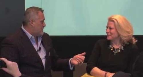 Jeffrey Hayzlett C-Suite Panel at Bloomberg Social Media Week