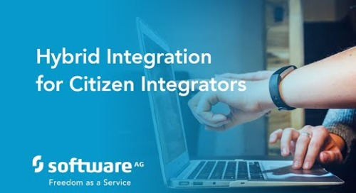 DevCast: Hybrid Integration for Citizen Integrators