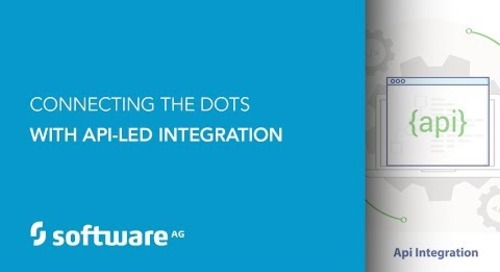 Demo: Connecting the Dots with API Led Integration