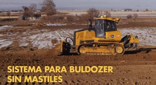 Trimble Earthworks Dozer - Spanish