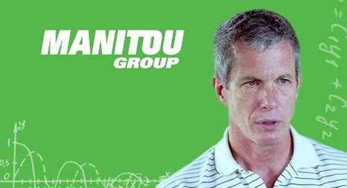 Manitou Group's Digital Transformation with PROS