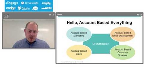 How to Build an Account Based Sales Development Machine