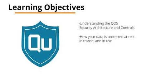 M1V2  Learning Objectives