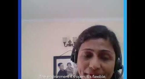 #SuperProjectManager Priyanka, from India