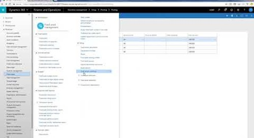 Time Saving Tip for Dynamics 365 for Finance and Operations:  Posting Profiles