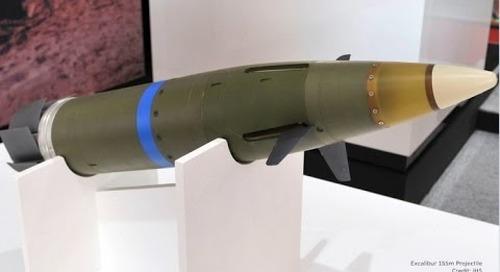 Precision Guided Artillery advancements