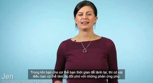 Beyond Cancer Treatment - Neuropathy (Vietnamese subtitles)