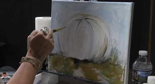 Art Corner - Pumpkin