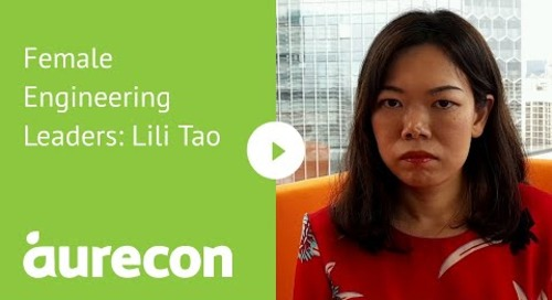 Female Engineering Leaders: Lili Tao
